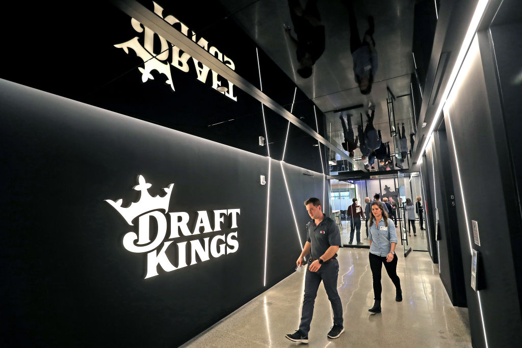 DraftKings Loses $161M Amid Lull in Betting