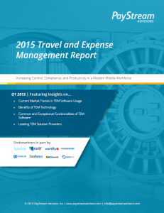 Certify_WP_2015 Travel and Expense Management Report_Title