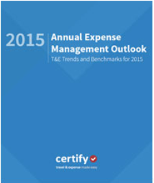 Certify Expense Management