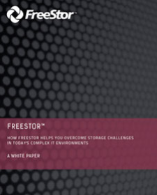 FreeStor Cover