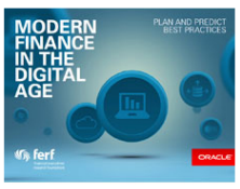 Oracle Cover Modern Finance