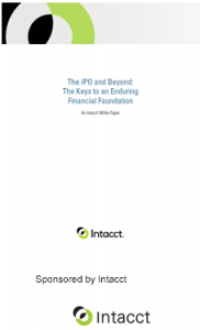 ipo and beyond