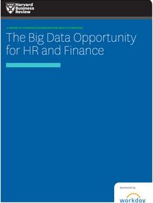 Workday big data