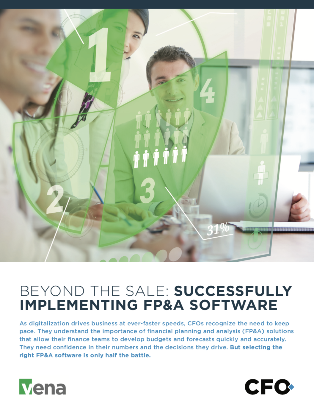 Beyond the Sale: Successfully Implementing FP&A Software - CFO